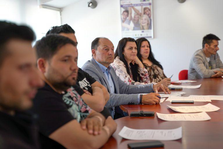 Romski svetniki spregovorili s Policijo
