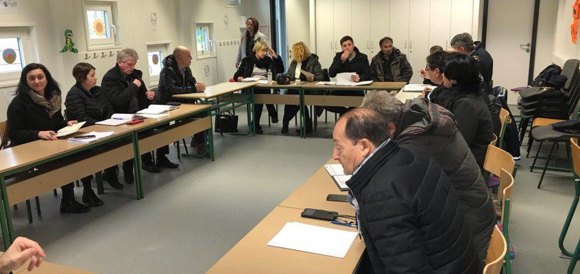 Sestanek Komisije za integracijo romske skupnosti pri SOS