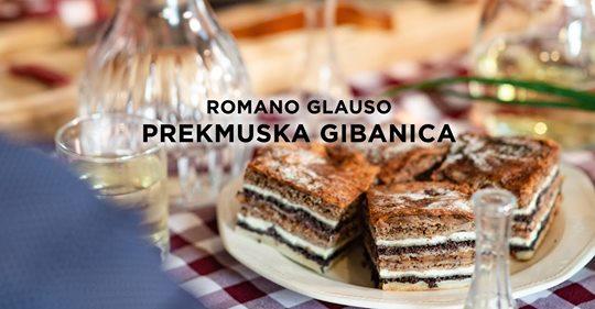 ROMANO GLAUSO -PREKMURSKA GIBANICA
