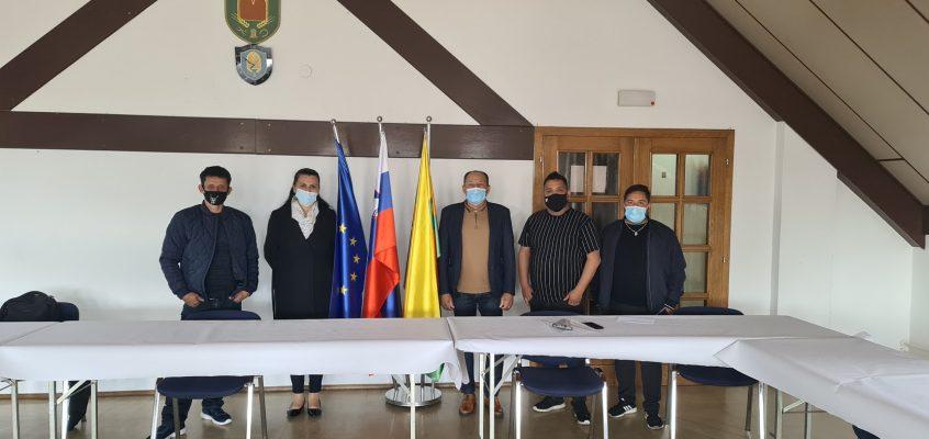 Romski svetniki v Turnišču
