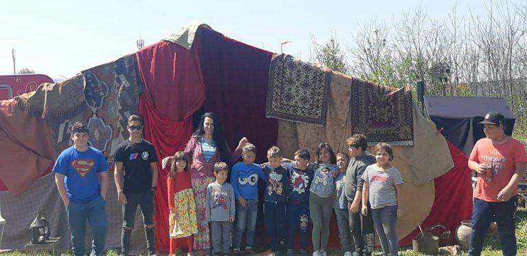 Delavnica: Kulturna dediščina Romov