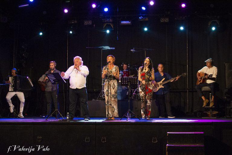 Koncert skupine Romano Glauso