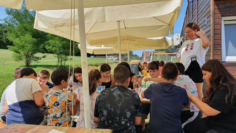 Poletni tabor v Lendavi