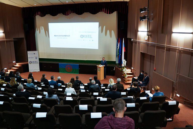 Zaključna konferenca projekta VNRC Dolinsko